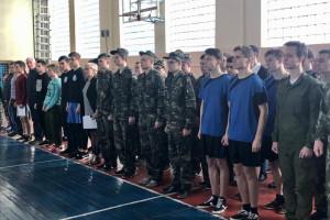 Соревнования по военно прикладным видам спорта