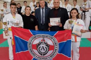 Открытое первенство Краснодара по карате Киокусинкай