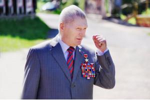 "85 лет Командиру ""Альфы""!"